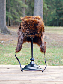 Russian Beaver Fur Hat